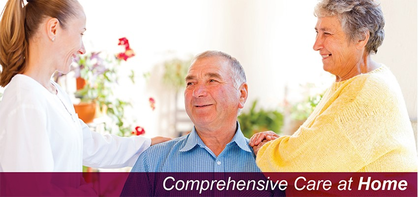 Comprehensive care at home